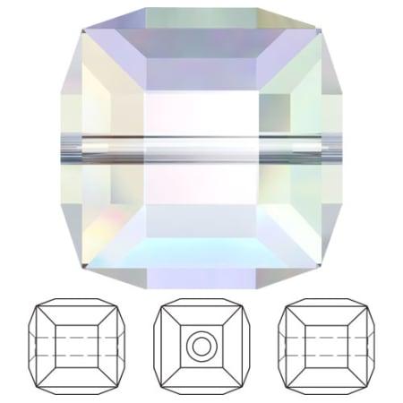 5601 Swarovski Cubo Bead