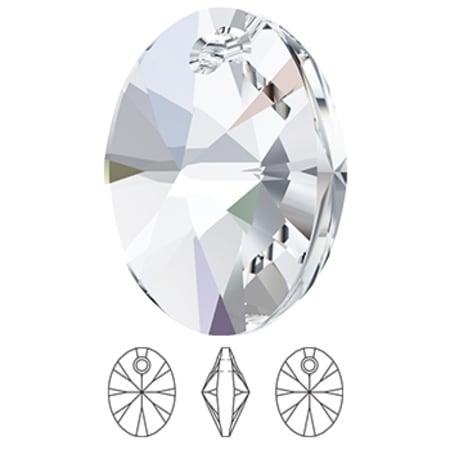 6028 Swarovski Xilion Oval