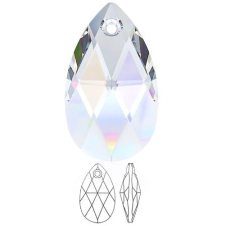 6106 Swarovski Pear-shaped
