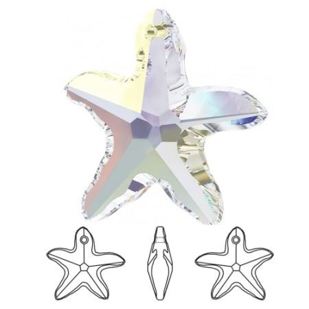 6721 Swarovski Starfish