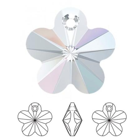 6744 Swarovski Flower
