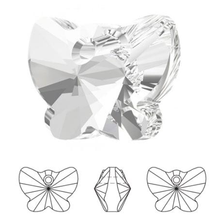 6754 Swarovski Butterfly