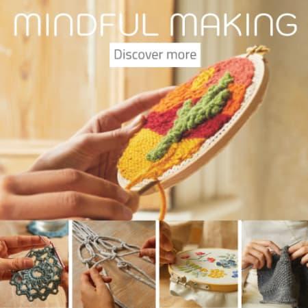 Novità   Kit - Mindful Making   Rilassati, distenditi e calma la tua mente