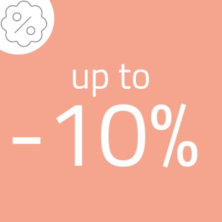 Promozione fino al -10%