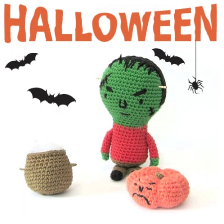 Halloween Amigurumi