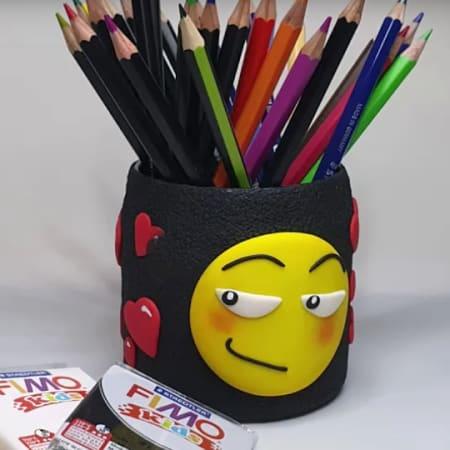 Dooitu DIY | Emoji FIMO kids
