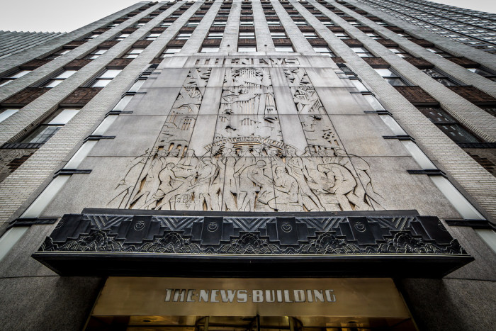 NYC Architecture Tour 42nd Street with an Architect Context Tours