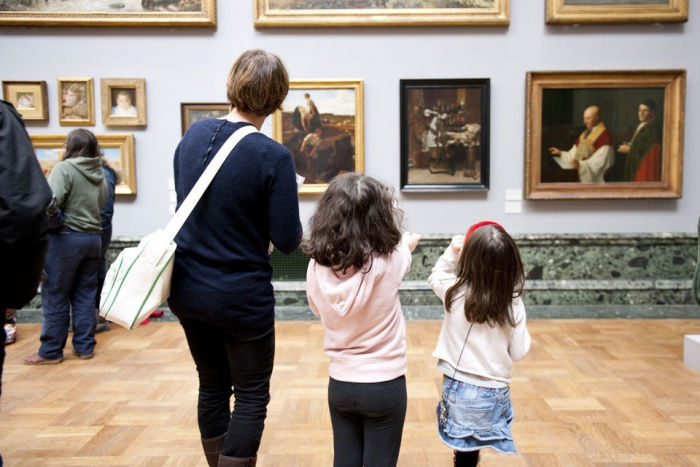 A World of Stories, the National Gallery for Families