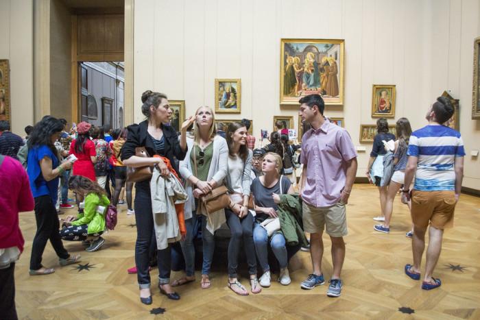Louvre Italian Masters