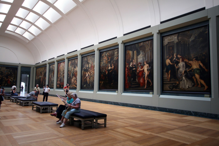 Louvre Dutch and Flemish Masters