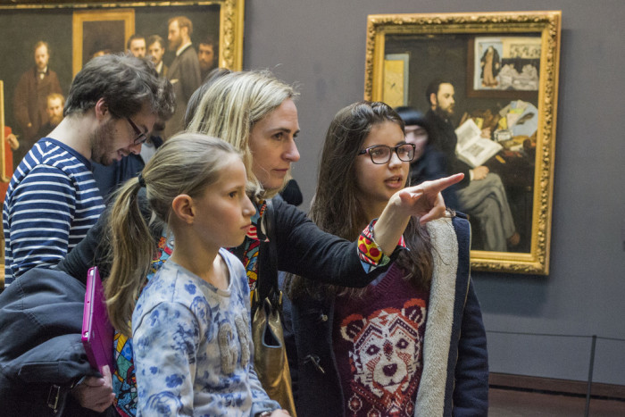 Musee d'Orsay for Families Tour