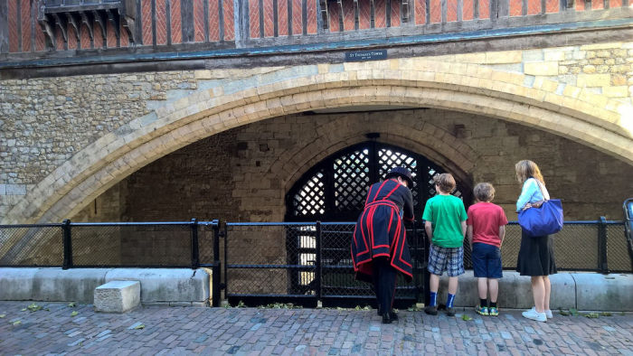 Tower of London for Families