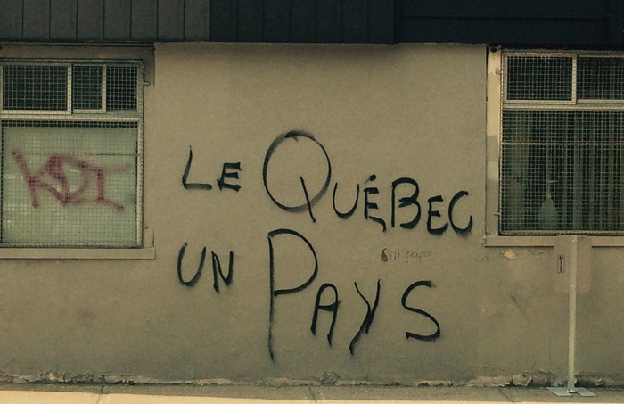 Quebecois Culture Tour   Quebec Nationalism in Montreal   Context Context Travel previous next