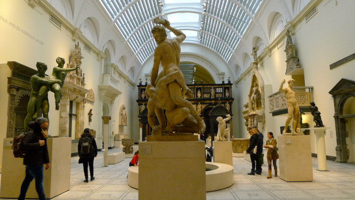 Victoria and Albert Museum Tour: Art and Design on a Grand Scale