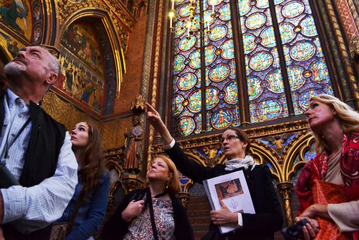 Notre Dame and Gothic Paris