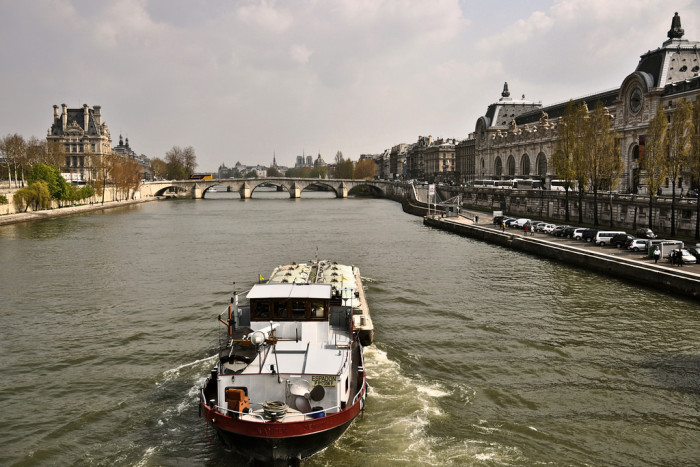 Paris by Riverboat