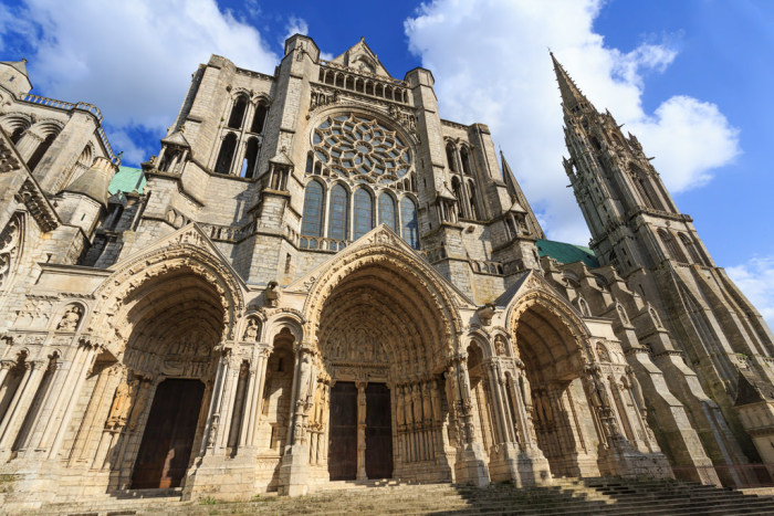 Chartres, the Jewel of Gothic Cathedrals