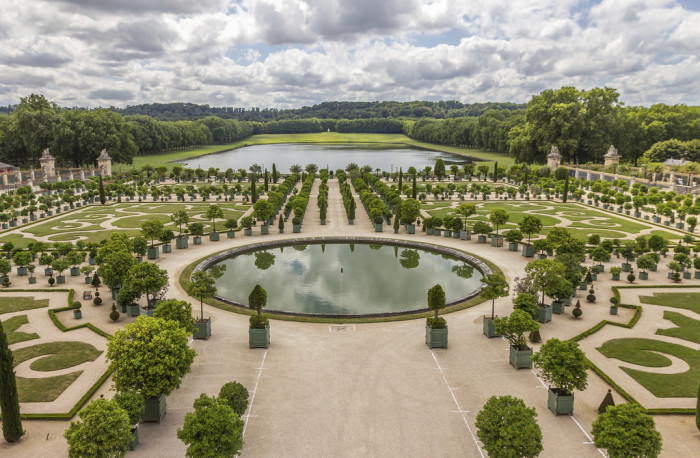 Versailles for Families: Secrets of the Gardens