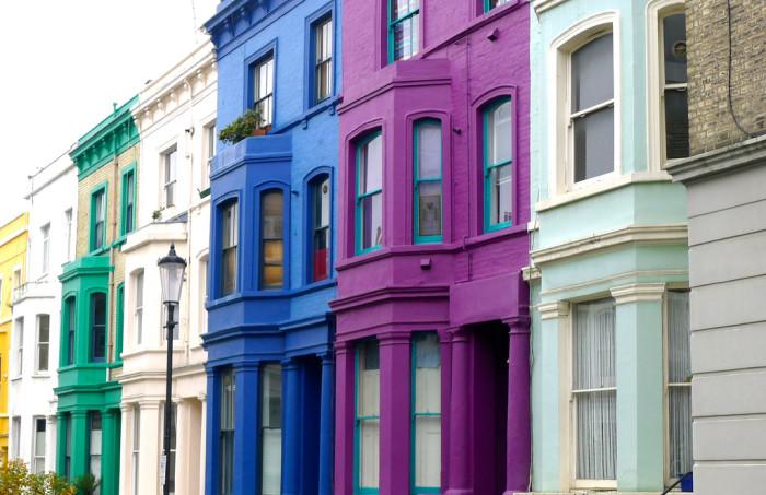 Notting Hill and Portobello Market
