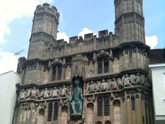 Trail of the Archbishop: Roman and Medieval Canterbury
