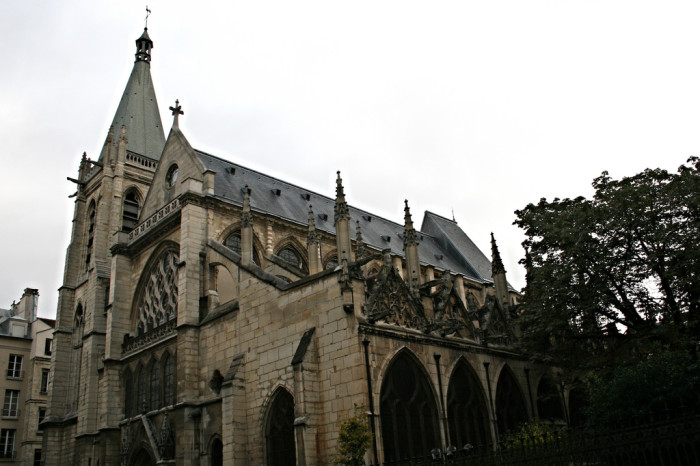 Medieval Churches of Paris: Soaring Arches in Saint-Germain