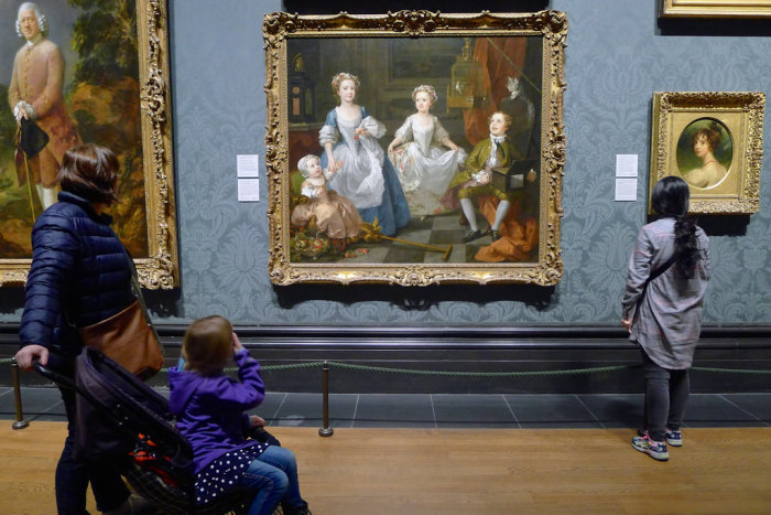 Family Menagerie: Animals at the National Gallery