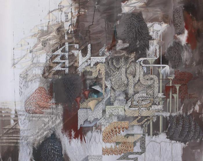 Contemporary Artists' Studios of London