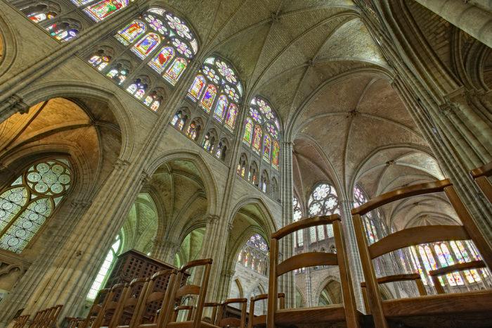 The Basilica of Saint-Denis