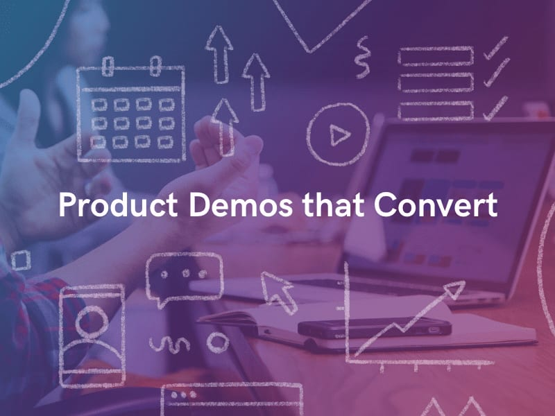 Product demos that convert