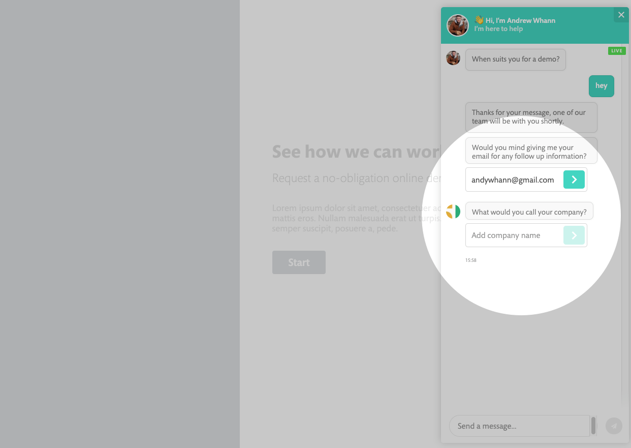 How to send custom messages with a Slack command