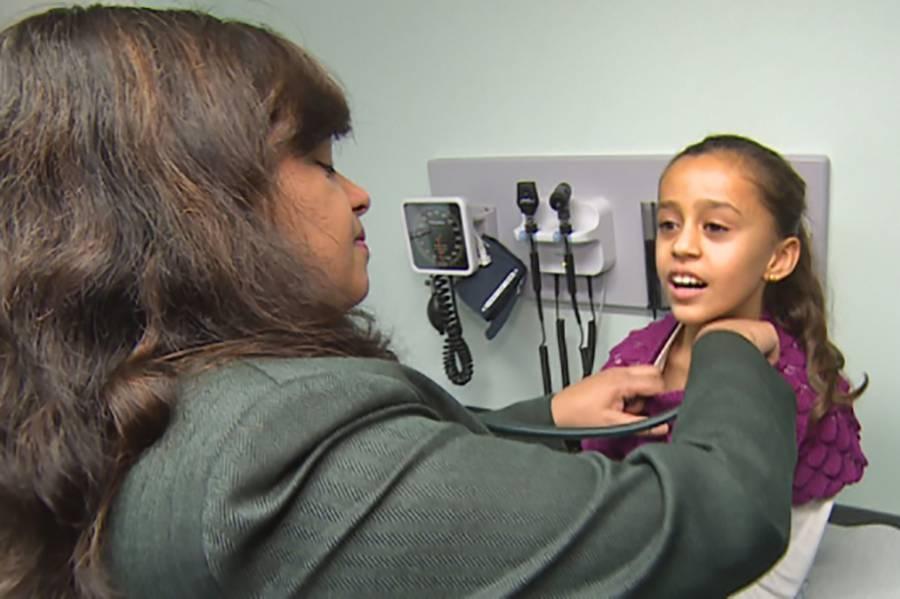 Dr Anna Banerji in Clinic