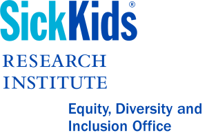 SickKids Research Institute: Equity, Diversity and Inclusion Office