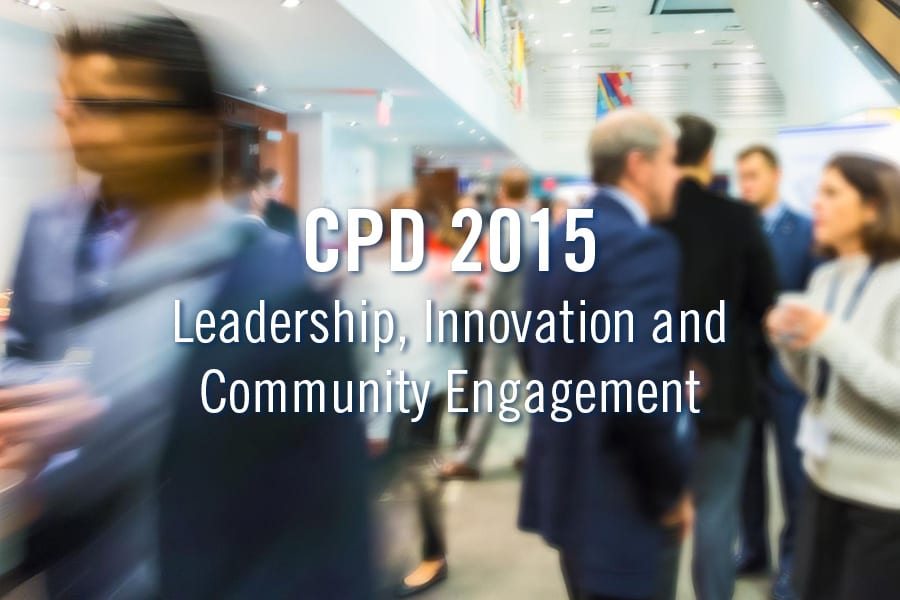 CPD Annual Report 2015