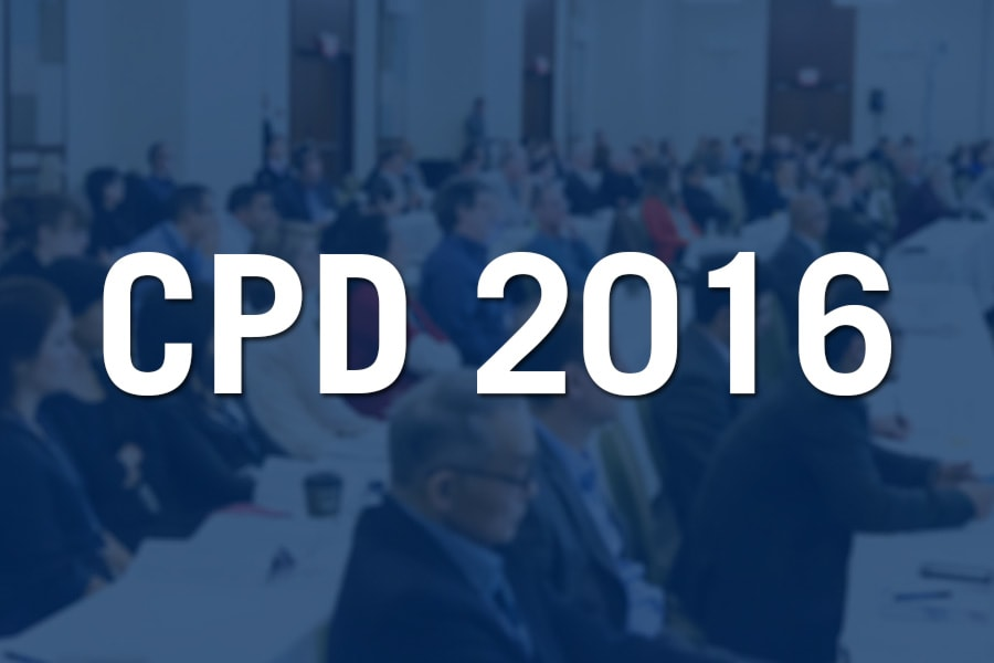 2016 CPD Annual Report