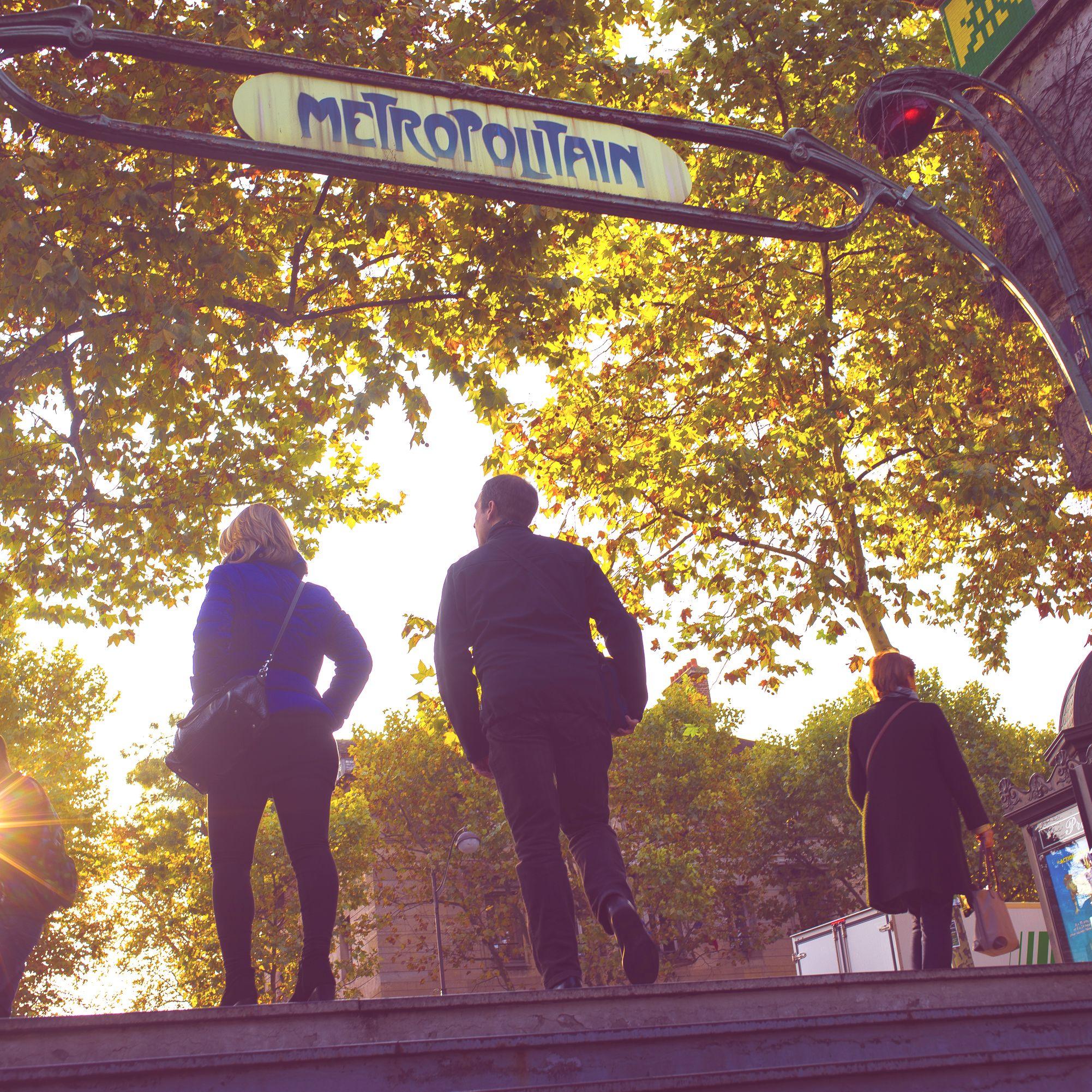 Métropolitain: For Authenticity, Go to Ground in Paris
