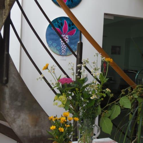 CONTORHAUS Treppenaufgang