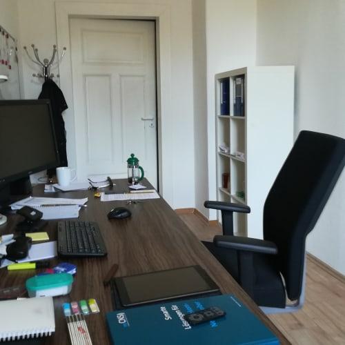 Einzelbüro
