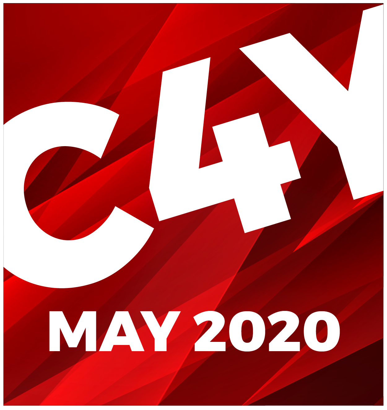 C4Yourself May 2020 badge