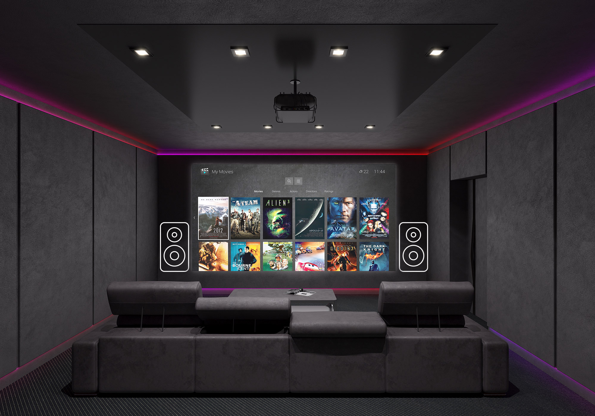 Solution Home Theater on nyc art studio design ideas, affordable home ideas, bedroom design ideas, surround sound design ideas, home audio design ideas, bar design ideas, home cinema, camera design ideas, education design ideas, whole house design ideas, security design ideas, wine cellar design ideas, home entertainment, two-story great room design ideas, internet design ideas, speaker design ideas, family room design ideas, media room design ideas, pool table design ideas, school classroom design ideas,
