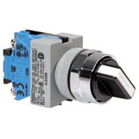 ASW320 IDEC 3 Position Selector Switch, 22mm
