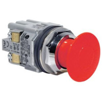 AYW401-R IDEC Push/Pull Operator E-Stop Switch, 40mm Red