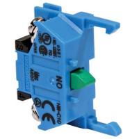 HW-C10 IDEC Terminal Contact Block 600v 10amp, Normally Open Exposed Screw