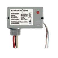 CLC212-D15 - Closet Light Switch, Enc 10A SPST, 120-277 Vac