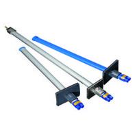 "JFM-PE-10-X-P - Sensocon 10"" PVC Externally Mounted High Accuracy Aero-Dynamic Airflow Measuring Probe"