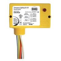 ESR2402D - UL924 Enc Relay 10Amp DPDT 24Vac/dc/208-277Vac
