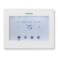 RDY2000 - Commercial Room Thermostat