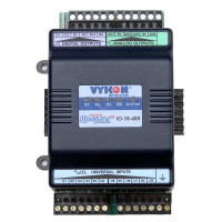 IO-16-485 - **Vykon by Tridium 16 Remote IO  With 8 Universal Inputs. Manufactured in USA