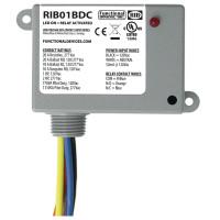 RIB01BDC - Relay,Dry Contact Input ,120Vac Pwr ,SPDT