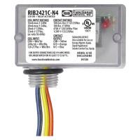 RIB2421C-N4 - Relay,10A,Nema4 ,SPDT 24Vac/dc 120-277Vac