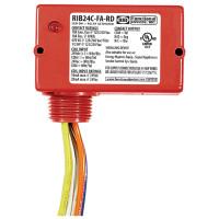 RIB24C-FA-RD - Relay,10Amp ,SPDT ,24Vac/dc, Red